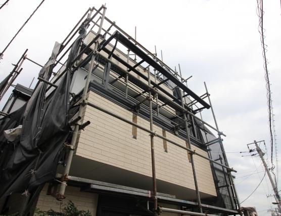 埼玉県 坂戸市 外壁塗装